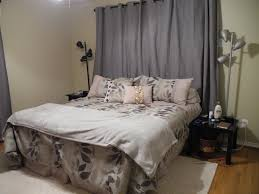 interior best way how to hang curtain with back home inspire me