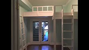Bunk Beds Built Into Wall Bedroom Ceiling Beds Built In Bunk Beds For A Farmhouse Bedroom
