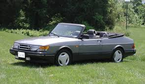 saab convertible green saab 900 convertible 1991 image 24