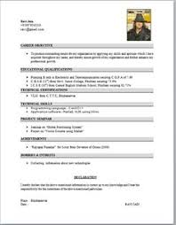 Job Resume Formats by Latest Cv Format Download Pdf Latest Cv Format Download Pdf Will