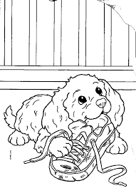 impressive puppy coloring pages book design fo 1312 unknown