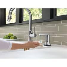 delta touch kitchen faucets kitchen ideas delta touch kitchen faucet also flawless touch