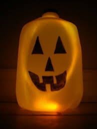 Halloween Decorations Using Milk Jugs - 80 best milk jug plastic crafts images on pinterest recycling