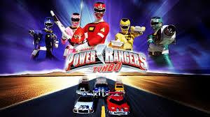 Turbo Power Rangers 2 - my shiny toy robots series review power rangers turbo