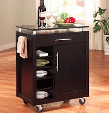 Roll Away Kitchen Island Using Portable Kitchen Island Ikea U2014 Furniture Ideas