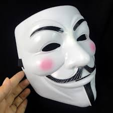 aliexpress com buy cosplay face mask v for vendetta mask