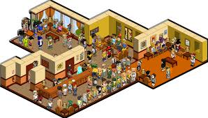 habbo lounge in http habbo es thanks to alejithaw the great
