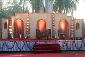 indian wedding stage flower decoration decorative flowers