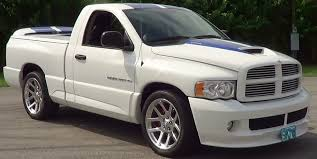 did dodge stop trucks 2005 dodge srt 10 supercharged viper truck