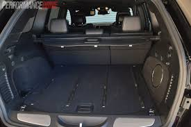 jeep srt 2014 2014 jeep grand cherokee srt cargo space