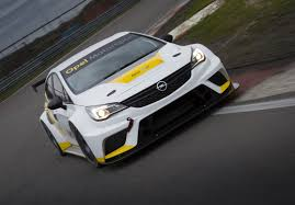 opel astra touring car opel astra tcr looking good during pre season tests w video