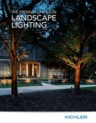 Kichler Landscape Lights Kichler Landscape Lighting Digital Catalog Estrin Zirkman Sales