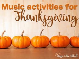 thanksgiving rhymes