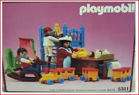 chambre d enfant playmobil 08a interieur exterieur 5311 chambre d enfants 1900 photo