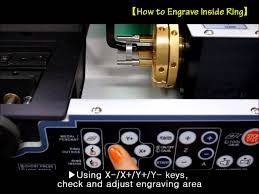 how to engrave a ring how to engrave inside ring with magic 5