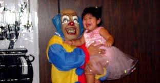 top creepy clowns birthday party anyone horror why do we find clowns so scary dorkly post