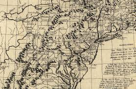 Map Of Maine Coast 1785 To 1789 Pennsylvania Maps