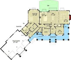 massive house plans plan 18281be craftsman house plan with massive great room