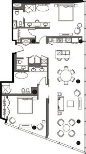 Panorama Towers Las Vegas Floor Plans Veer Towers Floor Plan Two Bedroom Penthouse Vph 3 Veer Towers