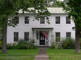 Colonial Homes For Sale by 1820 Center Hall Colonial Circa Old Houses Old Houses For Sale