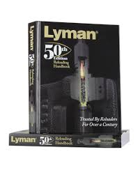 amazon com lyman 50th edition reloading handbook hardcover