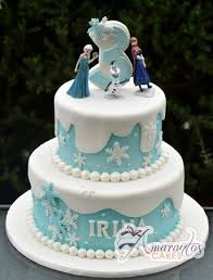 10 cakes images frozen birthday elsa birthday