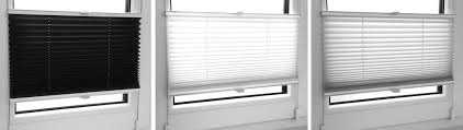 pleated blinds in many sizes colours easy fit install plisse