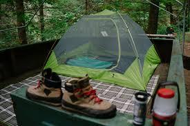 Platform Tents 11 Private Canvas Tent Camping Camp Nauvoo Ca 2 Hipcamper