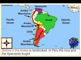 america map mountains the south america geography song