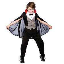 scary childrens halloween costumes childrens boys bloodsucking vampire halloweeen horror scary fancy
