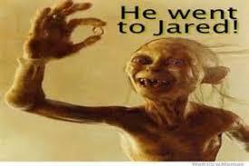 he went to jared meme mungfali