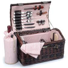 wine picnic baskets beyond couture collection 2 person willow picnic basket