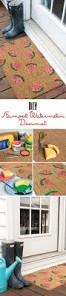 the 25 best diy door mats ideas on pinterest welcome door mats