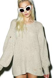 wildfox couture valley sweater dolls kill