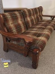 awesome wood frame couch with removable cushions trend wood