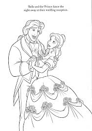 beauty beast coloring pages disney coloring pages