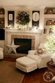 Livingroom Decoration Ideas Best 25 Christmas Living Rooms Ideas On Pinterest Ornaments For