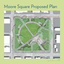 Construction Site Plan New Building Plan At Moore Square Gets State U0027s Seal Of Approval