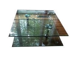 Glass Coffee Table Set Best 25 Modern Glass Coffee Table Ideas On Pinterest Glass