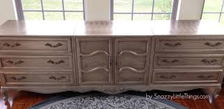 diy furniture project using modern masters metallic paint