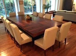 Large Dining Room Furniture Large Dining Table Seats 12 Dining Room Table And Chairs