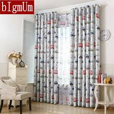 Childrens Room Curtains Ready Made Curtains For Children S Room Bed Blackout