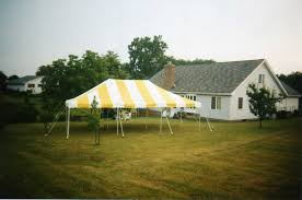 backyard tent rental b t tents tables and chairs llc party tent rental for northeast