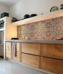 wallpaper kitchen backsplash ideas kitchen backsplash wallpaper hexagon mydts520