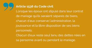 cout contrat de mariage contrat de mariage choisir la séparation de biens legalife