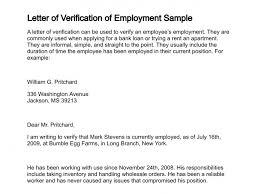 Sample Letter Asking For Employment Verification   Cover Letter     Cover Letter Templates