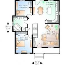small one level house plans 22 best low medium cost house designs images on house