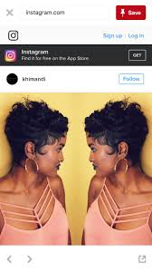 36 best short hair cuts images on pinterest natural hairstyles
