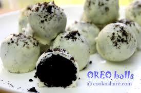 no bake white chocolate oreo balls 3 ingredients youtube