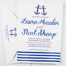 nautical themed wedding invitations nautical themed wedding invitations mospens studio